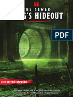 The Sewer King's Hideout v1.2