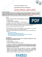 Secuencia formativa N° 03