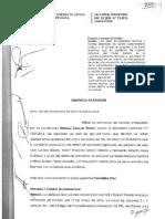 Revision de Sentencia 73 2016 Lambayeque LP