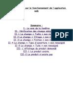 Rapport De Test Application Web