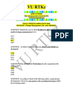 MGMT 625 Change Management (1)