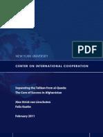 Separating the Taliban from Al-Qaeda