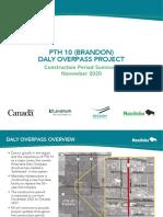 Brandon Daly Overpass