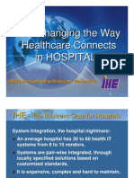 HIMSS10_Showcase_Theater_Presentation_IHE_in_the_Hospital