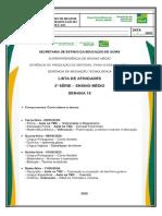Lista - 3° Série - EM - Semana 18- Gabarito.pdf