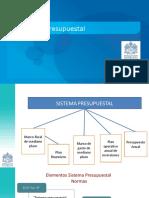 Sistema Presupuestal..presentacion
