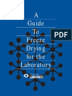 Labconco Guide to Freeze Drying