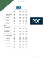 LISTA DE PRECIOS OFICIAL MODELO  1 SEPT  2019 PDF