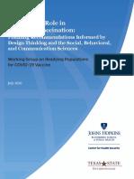 200709 The Public's Role in COVID 19 Vaccination