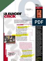 A hacer clic (Suplemento Q), PuntoEdu. 03/10/2005