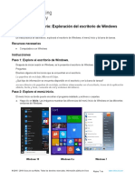 11.1.2.10 Lab - Explore the Windows Desktop-convertido
