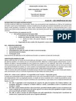 AULA 05 - LEIS ORGÂNICAS DO SUS (REVISADA)
