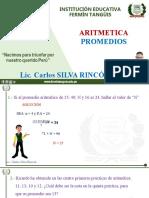 Aritm 7 PROMEDIOS