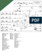 PFD producción de concentrados