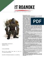Fort-Roanoke