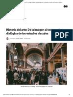 Historia del arte_ De la imagen al texto y a la dialógica de los estudios visuales _ by barubaro _ Medium