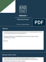 Slides de Aula - Unidade I (1)
