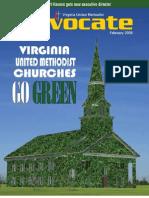 Churches Go Green - Virginia United Methodist Churches