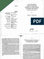 La Teorias Sociologicas despues de la segunda guerra mundial Jefrey Alexander.pdf