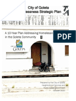 Draft Homelessness Strategic Plan
