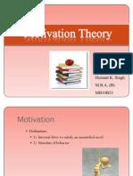 0308Motivation-Theory