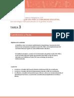 Unidad I - Módulo 2 - Tarea 3. Cuestionario y Pauta  curso cra Carol Camus Olivares