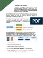 Dimensões Do PPA 2020