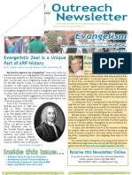 Outreach Newsletter Winter 2011