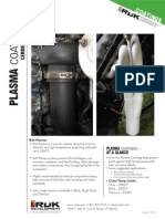 Plasma Heat Management Coating