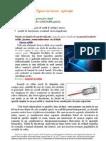 Efectul LASER - Aplicatii Si Tipuri de Lasere