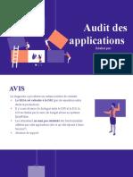 audit app