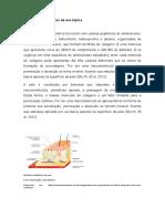 Aplicação do colágeno de uso tópico