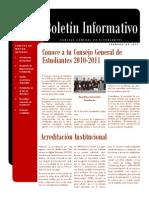 Boletin Informativo Oficial