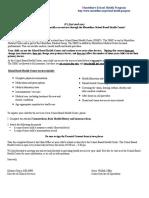 english e-parent enrollment packet
