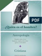 Antropología Cristiana