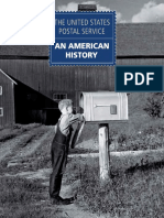 united states postal service an american history
