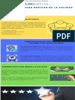 Características básicas de la calidad