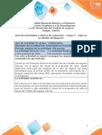 Guía de actividades y Rúbrica de evaluación - Etapa 4  – ¿Qué es un Modelo de Negocio_