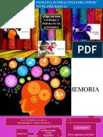 1. Pre Básica PPT  Actividades de estimulación cognitiva