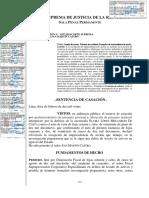 CASACIÓN N.° 1307-2019 _ 12 Feb 2020 _ Resolución - Exp. 06894-2020 - Hernán Manuel Costa Alva