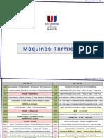 ♦ MT-7 Aula -AMPLIADA- Unidades Térmicas Nucleares e Turbina a Vapor Corrente  50-60 HZ