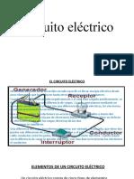PRESENTACIÓN - CIRCUITOS ELÉCTRICOS