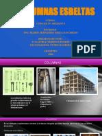 diapositivas de columna esbelta  FINAL ingrid.pptx