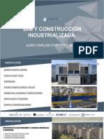 BIMon2020_8_Industrializacion y prefabricacion_Juan Carlos Cabrero_ Estudio JCC.pdf