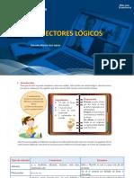 CONECTORES LOGICOS - Resuelto