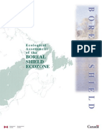 Ecological Assess. Boreal Forest Ecozone