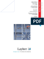 Sistema de andamio multidireccional Layher Allround