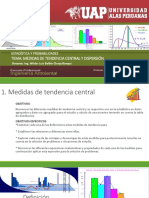 5. MEDIDAS DE TENDENCIA CENTRAL