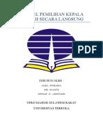 ARTIKEL PEMILIHAN KEPALA DAERAH SECARA LANGSUNG.docx