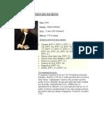 Dossier musique baroque